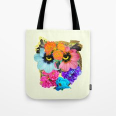 It was a Blooming Hoot Tote Bag