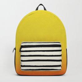 Sunset x Stripes Backpack