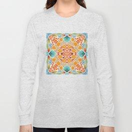 flower garden 001 Long Sleeve T-shirt