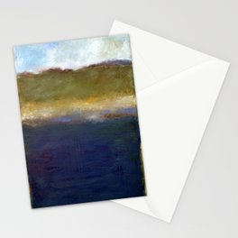 Abstract Dunes ll Stationery Cards