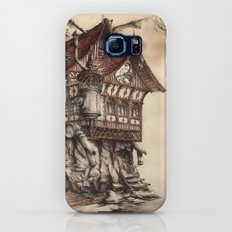Steampunk Landscape Galaxy S7 Slim Case