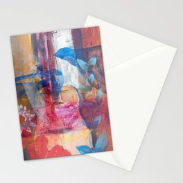 Acoustic Cafe Stationery Cards