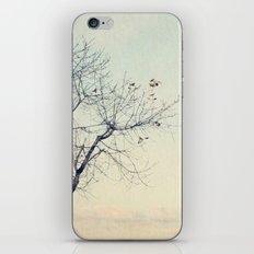 Perfect faith iPhone & iPod Skin