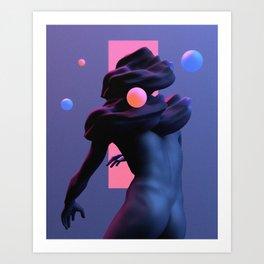 weary II Art Print