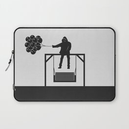 NF - The Search Laptop Sleeve