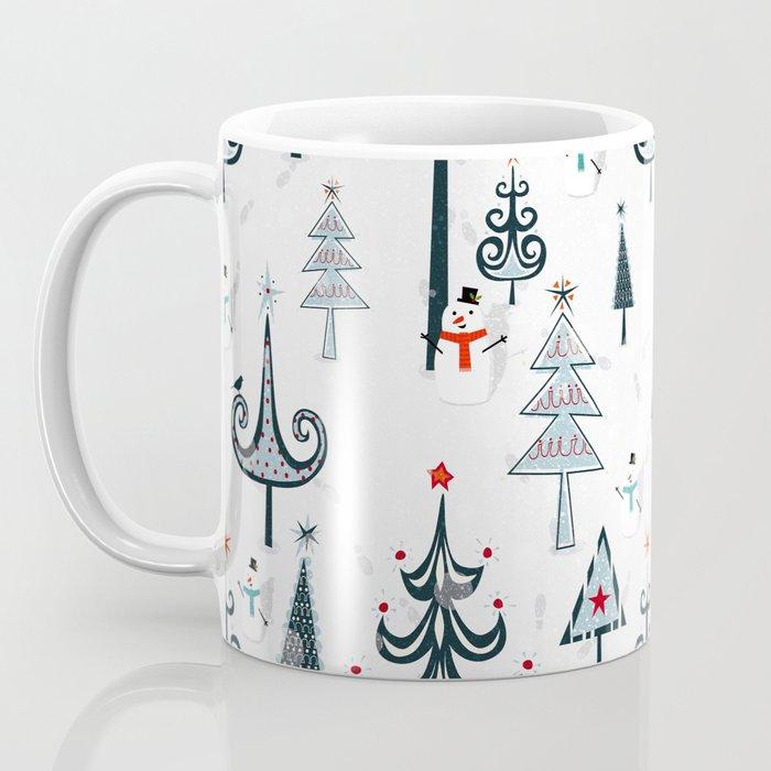 Christmas Tree Forest Coffee Mug