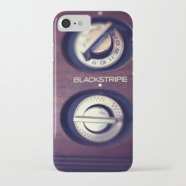 Analogue iPhone Case