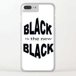 Classic Clear iPhone Case
