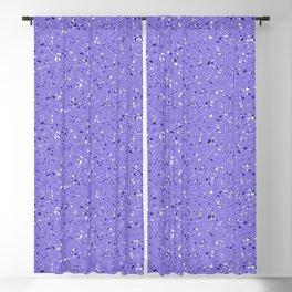 Lilac rubber flooring Blackout Curtain