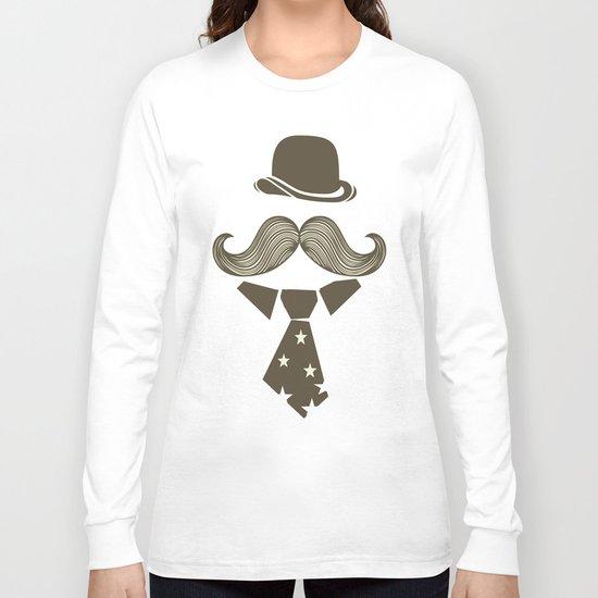 Gentlemen series no.6 Long Sleeve T-shirt