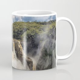 Magnificent Barron Falls in Queensland Coffee Mug