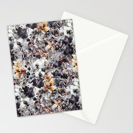 Flowers & Butterflies Stationery Cards
