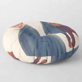 Newt Floor Pillow