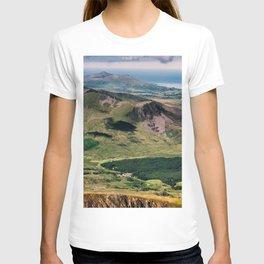 Snowdon Moutain View T-shirt