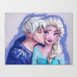 Jelsa Canvas Print