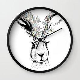 Followers Wall Clock