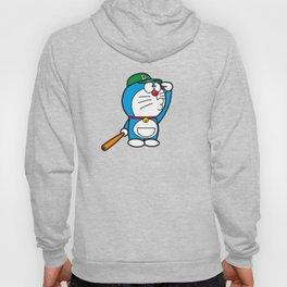 Doraemon baseball Hoody