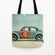 number 11 Bug Tote Bag