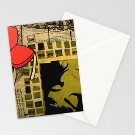 """""""everywhere"""" Stationery Cards"""