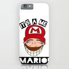 Psycho Mario Slim Case iPhone 6s