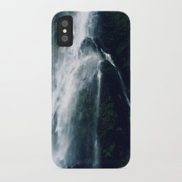 Bowen Falls (3) iPhone Case