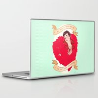 kendrawcandraw Laptop & iPad Skins featuring I am a Diva by kendrawcandraw