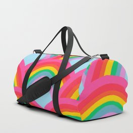 Rainbows Forever Duffle Bag