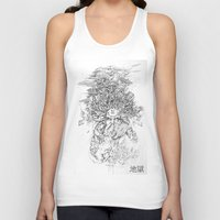 hell Tank Tops featuring Hell  by Tim Lord Art