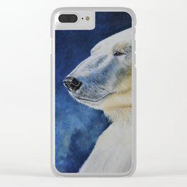 Aurora by Teresa Thompson Clear iPhone Case