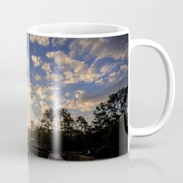 Mornings Embrace Coffee Mug