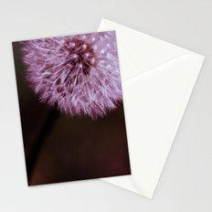 Red Dandelion Fruit Stationery Cards