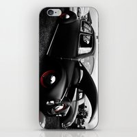 vw iPhone & iPod Skins featuring VW Bug by Gene  Edgar