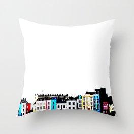 Clifton Colour Throw Pillow