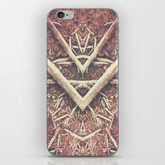 Bones of the fathers iPhone & iPod Skin