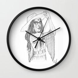 Perille-Myrina Fay Wall Clock