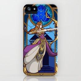 Zelda Princess of Wisdom iPhone Case