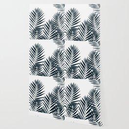 Fern Black Wallpaper