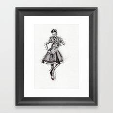 Cameo 1  Framed Art Print
