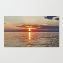 Beautiful Florida Sunset Canvas Print
