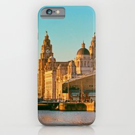 Pier Head and the Albert Dock iPhone Case