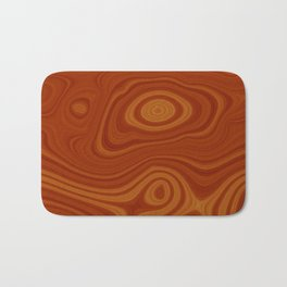 Woodgrain Bath Mat