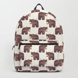 Elephant's butt Backpack
