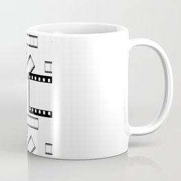 Film © pattern Coffee Mug