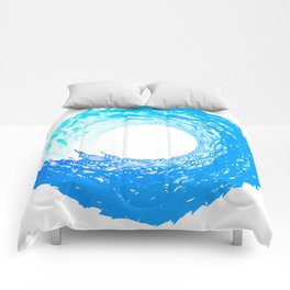 rund 9 - when the sun warms the ice Comforters