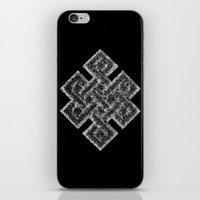 buddhism iPhone & iPod Skins featuring Many Paths of One Humanity - 1 of 7 - Buddhism  by ART.KF