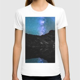 Milky Way Mountain T-shirt