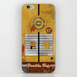 Double Tap iPhone Skin