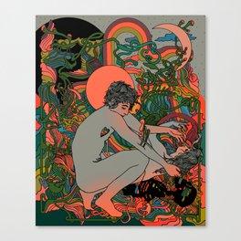 Spiritualized Canvas Print