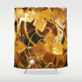 Bauble Shower Curtain