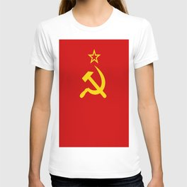 Flag of USSR T-shirt
